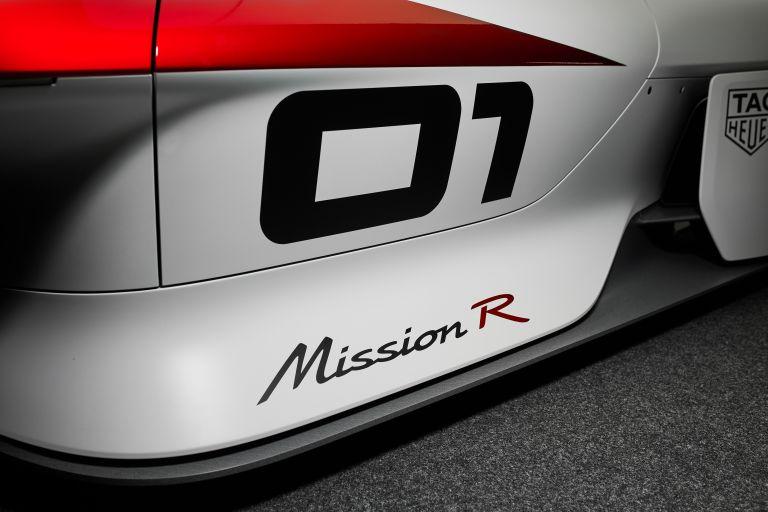 2021 Porsche Mission R concept 642523