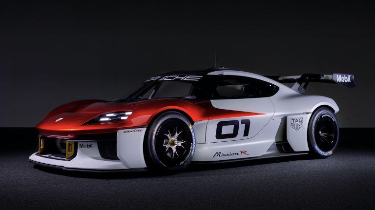 2021 Porsche Mission R concept 642532