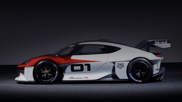 2021 Porsche Mission R concept 642533
