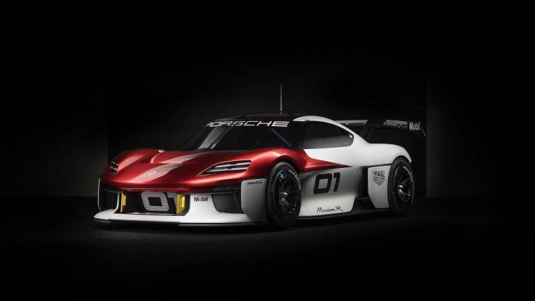 2021 Porsche Mission R concept 642534