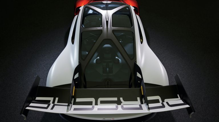 2021 Porsche Mission R concept 642540