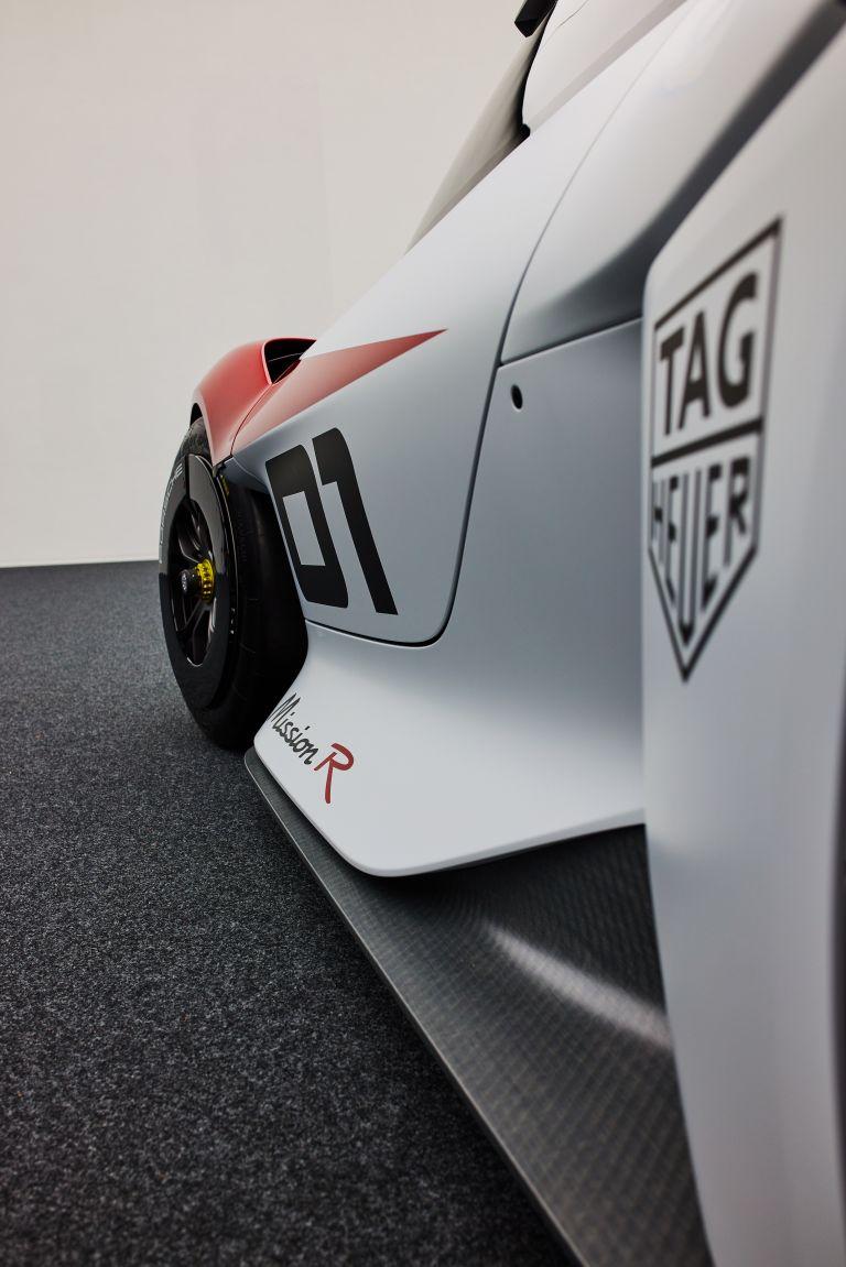 2021 Porsche Mission R concept 642541