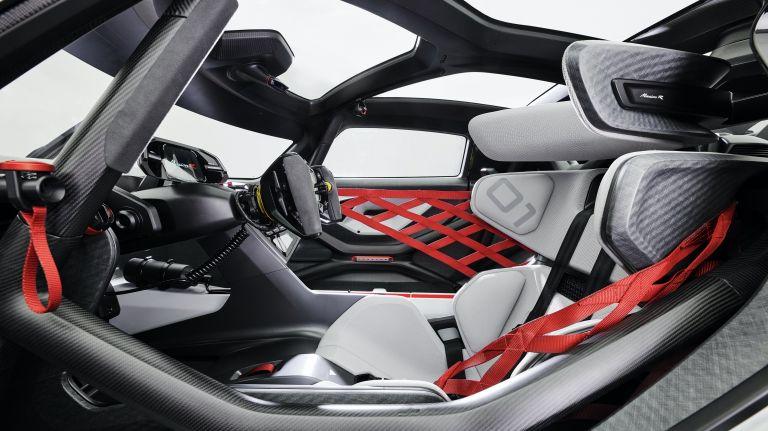 2021 Porsche Mission R concept 642562