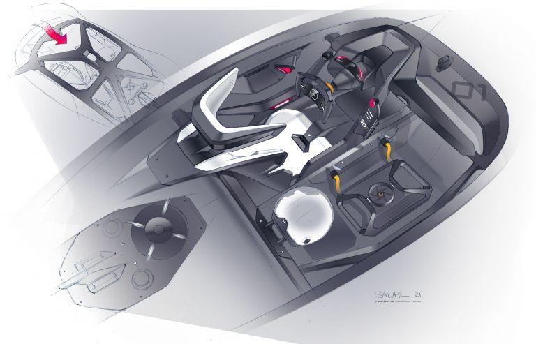 2021 Porsche Mission R concept 642566