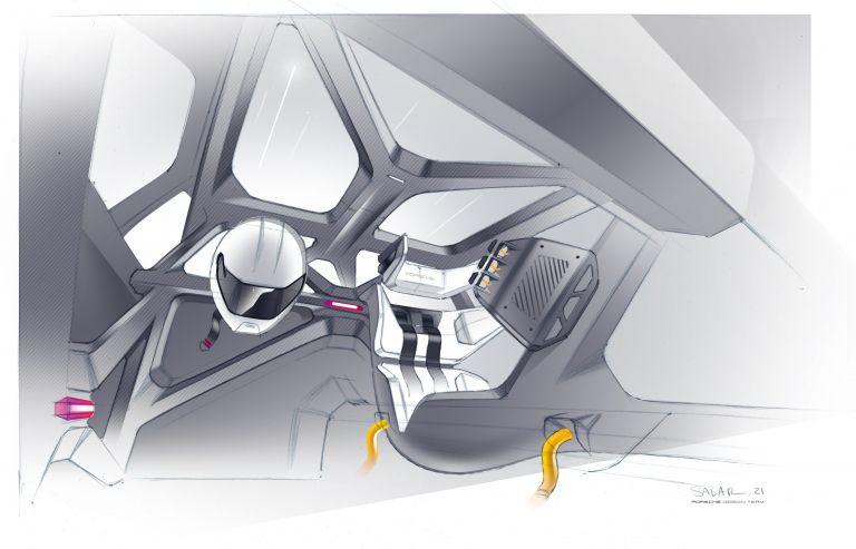 2021 Porsche Mission R concept 642569