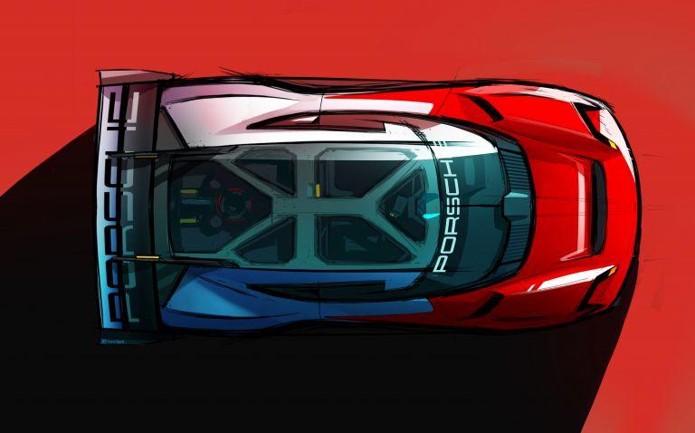 2021 Porsche Mission R concept 642573
