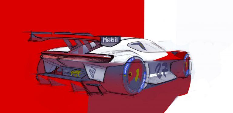2021 Porsche Mission R concept 642575