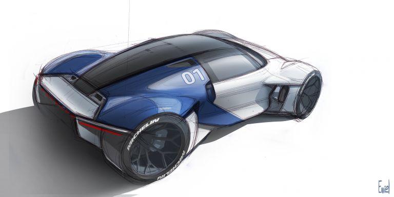 2021 Porsche Mission R concept 642578