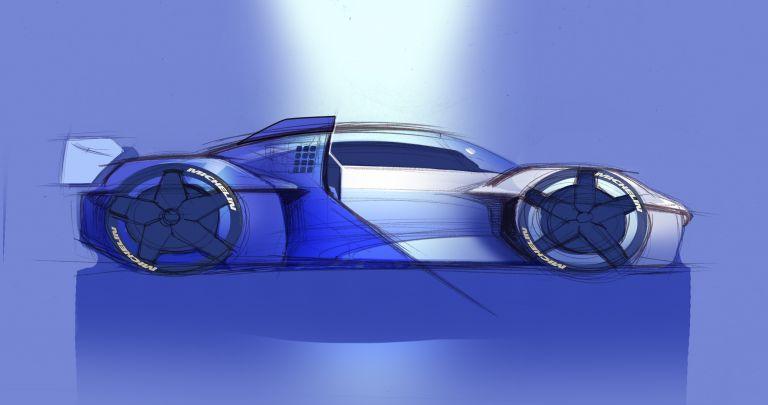 2021 Porsche Mission R concept 642579