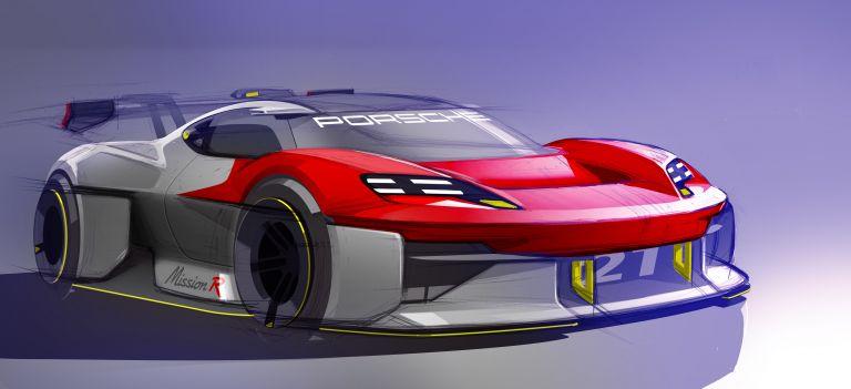 2021 Porsche Mission R concept 642585