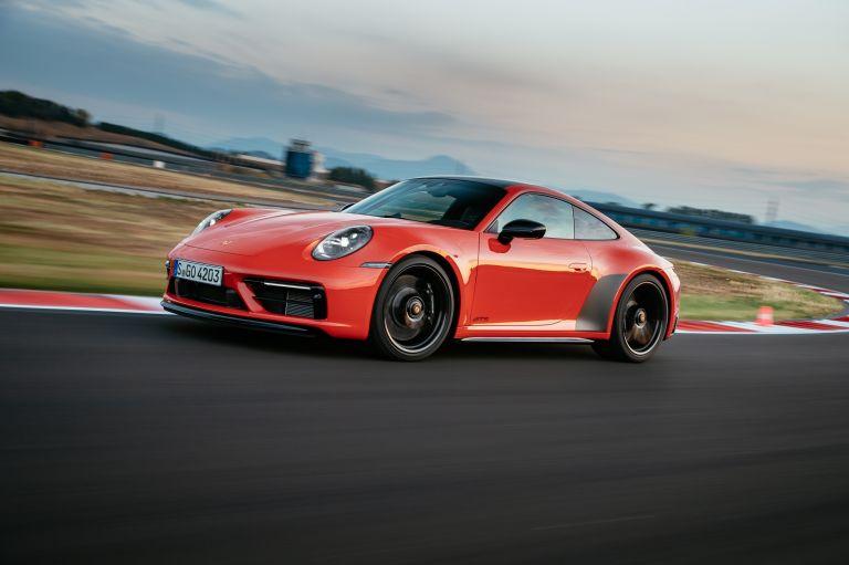 2022 Porsche 911 ( 992 ) Carrera 4 GTS 642682