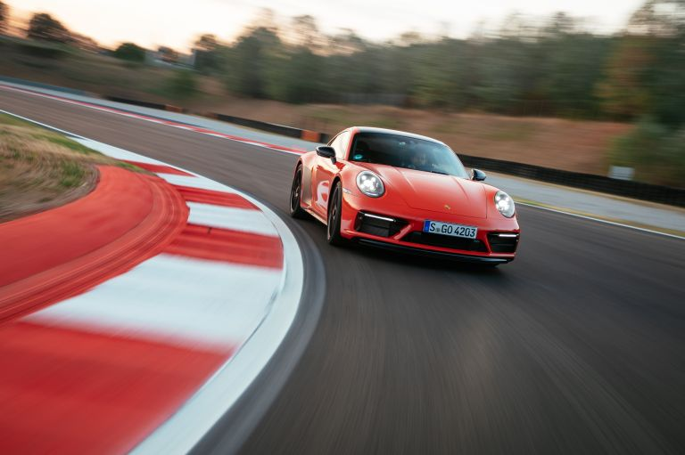 2022 Porsche 911 ( 992 ) Carrera 4 GTS 642684