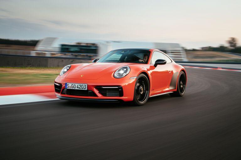 2022 Porsche 911 ( 992 ) Carrera 4 GTS 642687
