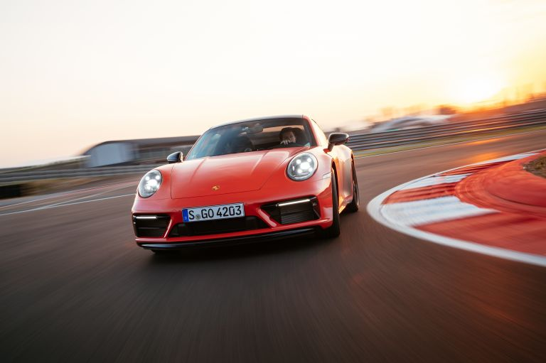 2022 Porsche 911 ( 992 ) Carrera 4 GTS 642689