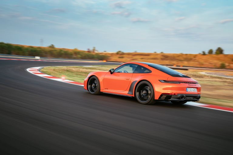 2022 Porsche 911 ( 992 ) Carrera 4 GTS 642694