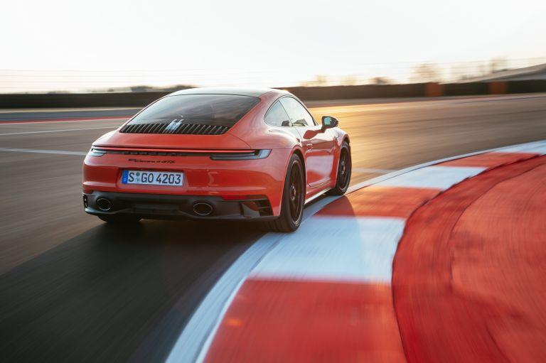 2022 Porsche 911 ( 992 ) Carrera 4 GTS 642702
