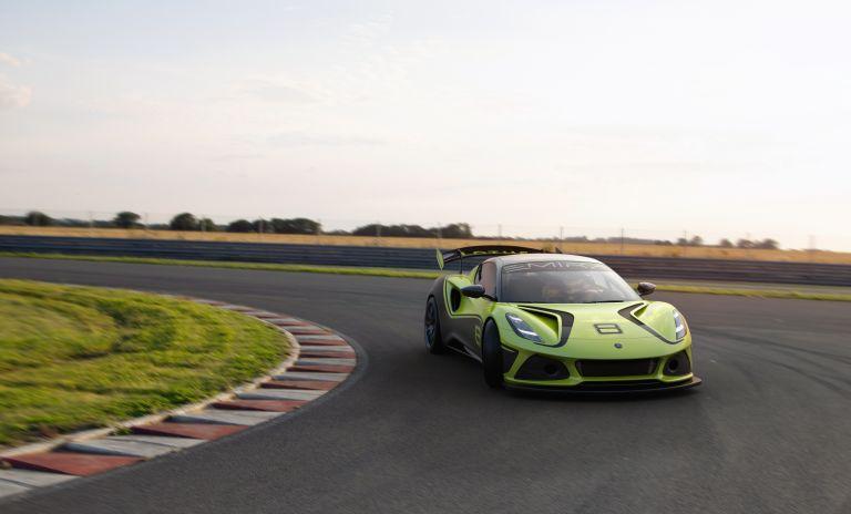 2022 Lotus Emira GT4 642876