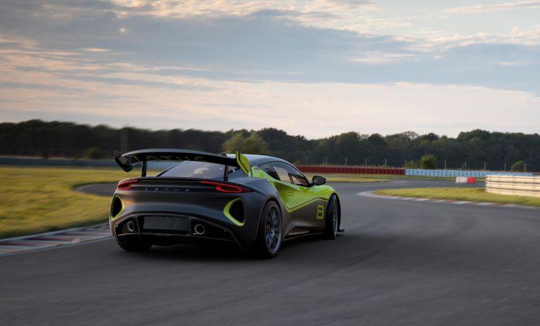 2022 Lotus Emira GT4 642879