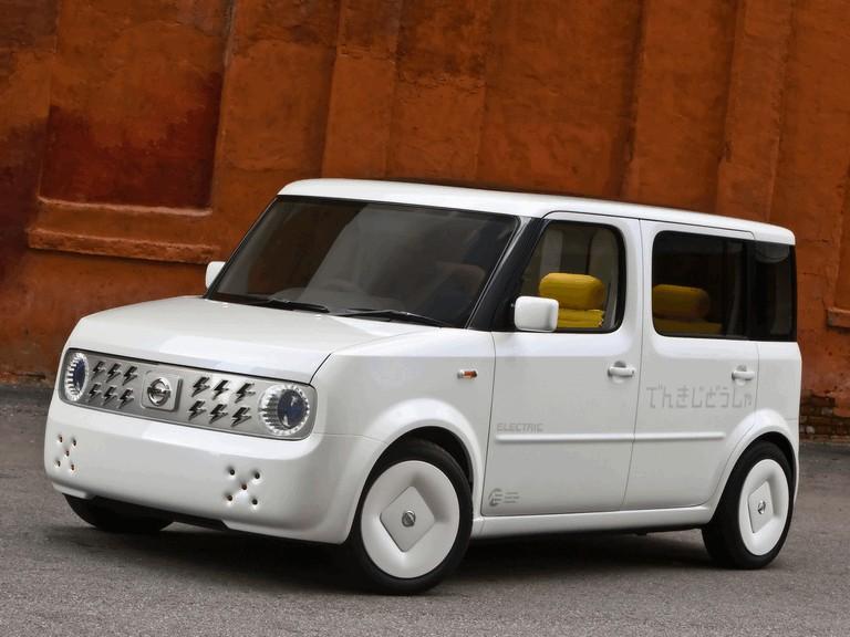 2008 Nissan Denki Cube concept 496756