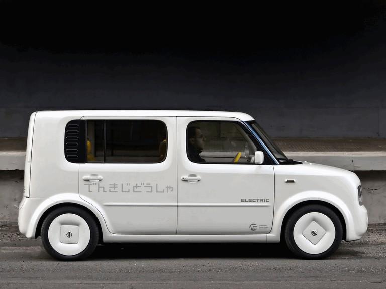 2008 Nissan Denki Cube concept 496761
