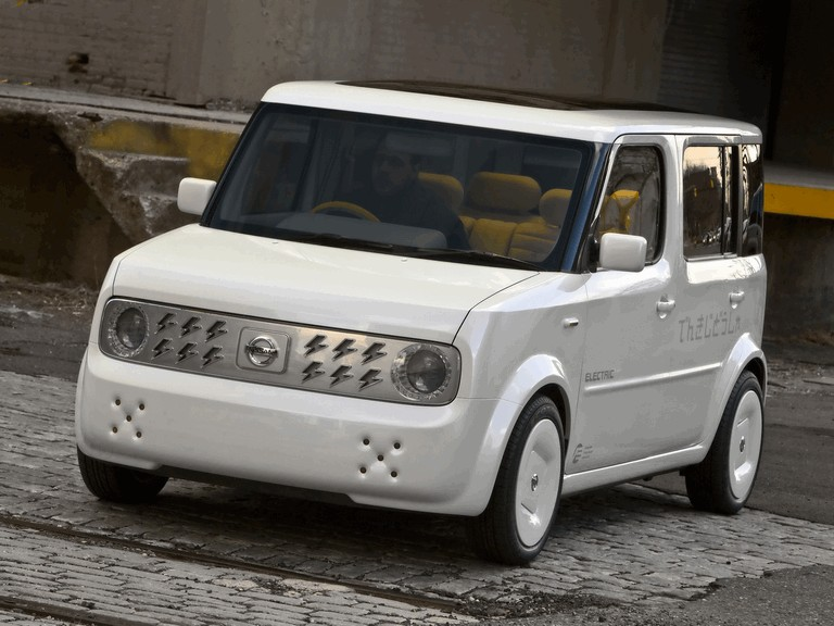2008 Nissan Denki Cube concept 496762