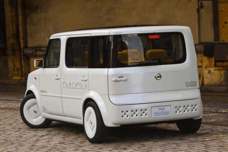 2008 Nissan Denki Cube concept 496764