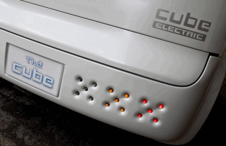 2008 Nissan Denki Cube concept 496765
