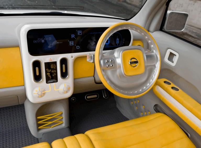 2008 Nissan Denki Cube concept 496774
