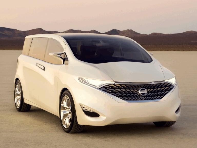 2008 Nissan Forum concept 496781