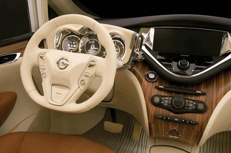 2008 Nissan Forum concept 496795