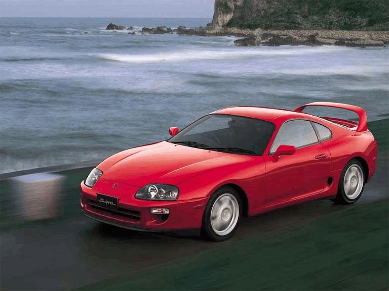 1997 Toyota Supra twin turbo 196374