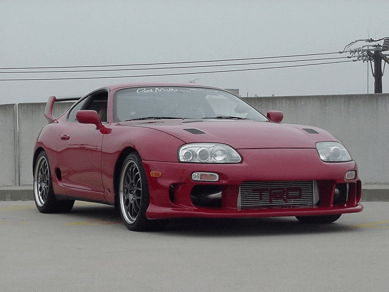 1997 Toyota Supra twin turbo 196380