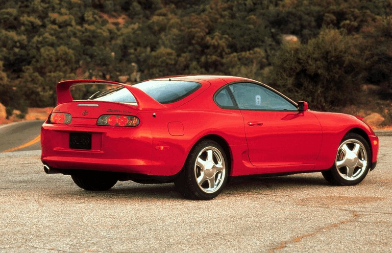 1997 Toyota Supra twin turbo 196382