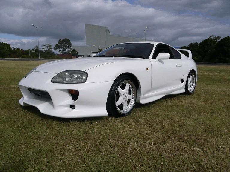 1997 Toyota Supra twin turbo 196385