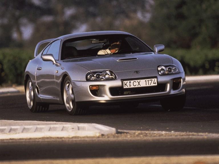 1997 Toyota Supra twin turbo 196388