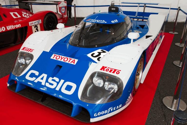 1993 Toyota TS010 379118