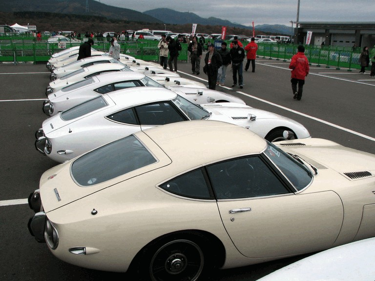 1967 Toyota 2000GT 196396