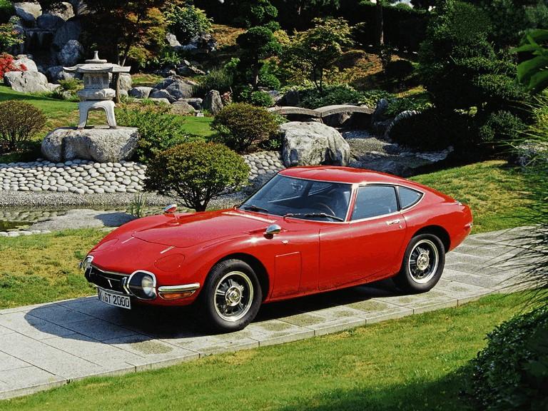 1967 Toyota 2000GT 196400