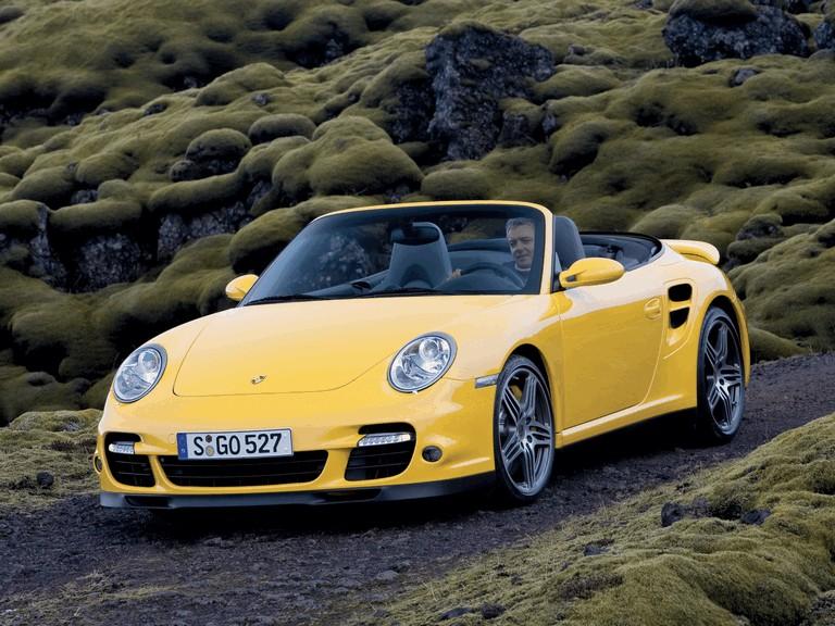 2008 Porsche 911 ( 997 ) Turbo cabriolet 496877