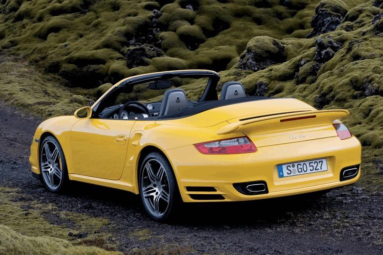 2008 Porsche 911 ( 997 ) Turbo cabriolet 496878