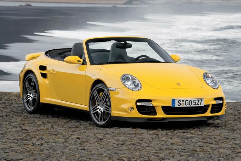 2008 Porsche 911 ( 997 ) Turbo cabriolet 496879