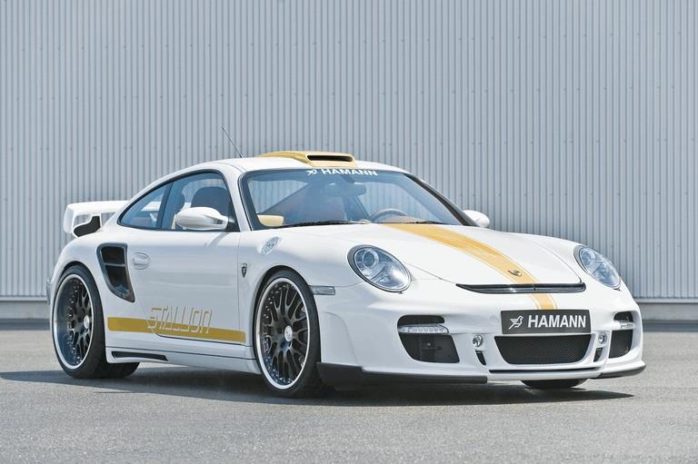 2008 Porsche 911 ( 997 ) Turbo Stallion by Hamann 232067