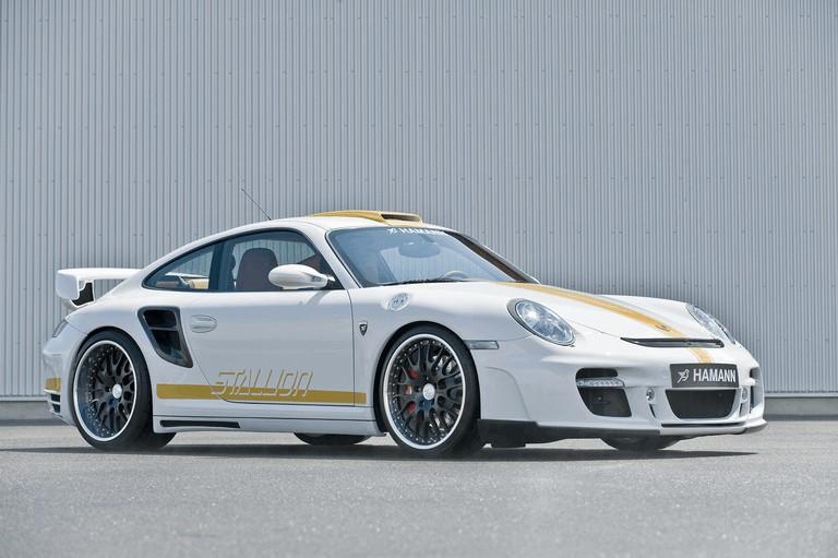 2008 Porsche 911 ( 997 ) Turbo Stallion by Hamann 232068