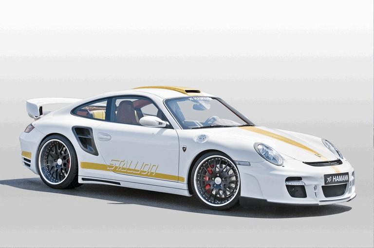 2008 Porsche 911 ( 997 ) Turbo Stallion by Hamann 232069