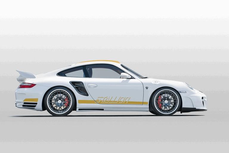 2008 Porsche 911 ( 997 ) Turbo Stallion by Hamann 232070