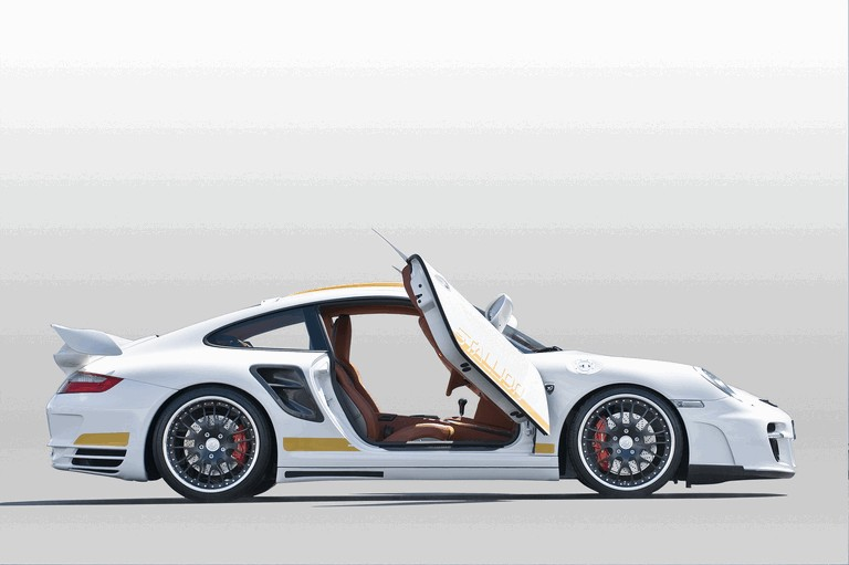 2008 Porsche 911 ( 997 ) Turbo Stallion by Hamann 232071