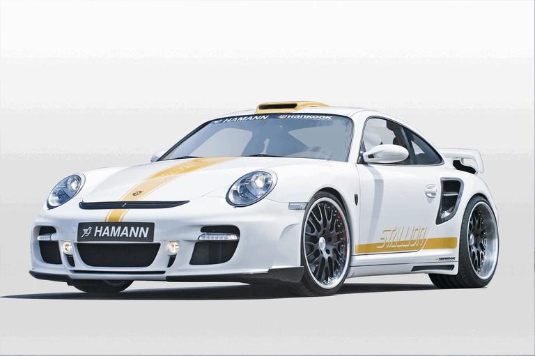 2008 Porsche 911 ( 997 ) Turbo Stallion by Hamann 232072