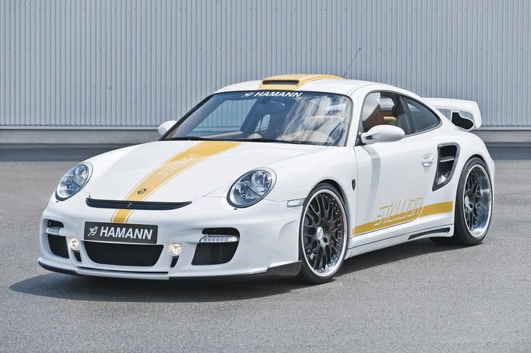2008 Porsche 911 ( 997 ) Turbo Stallion by Hamann 232073