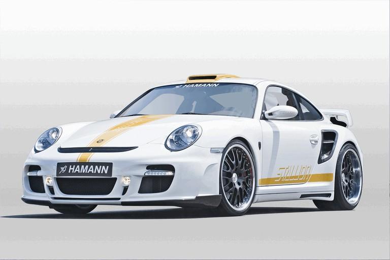 2008 Porsche 911 ( 997 ) Turbo Stallion by Hamann 232075