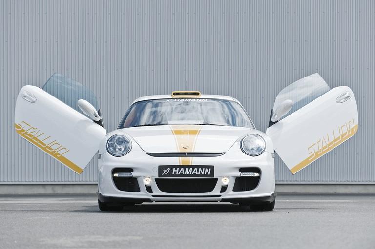 2008 Porsche 911 ( 997 ) Turbo Stallion by Hamann 232077